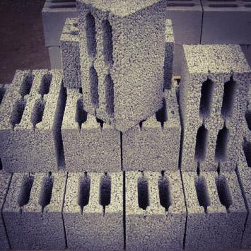 Блоки керамзитобетонные в Белгороде